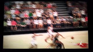NBA 2K15 PC, Michael Jordan Highlight.