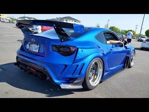 Subaru BRZ Turbo WRB Varis Widebody // Sound