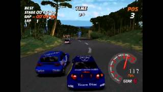 Need for Speed: V-Rally ... (PS1)