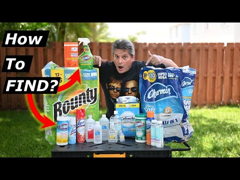 top-10-tips:-how-to-find-disinfecting-wipes,-hand-sanitizer,-toilet-paper