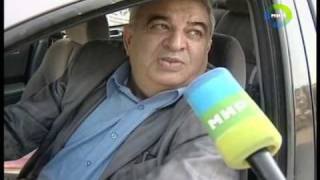 Азербайджанские автохулиганы