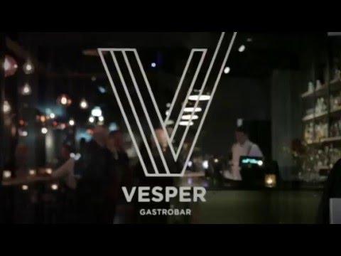 Vesper Bar - Oslo Barcode