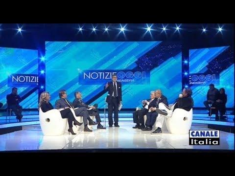 Notizie Oggi Lineasera   Canale Italia (HD)