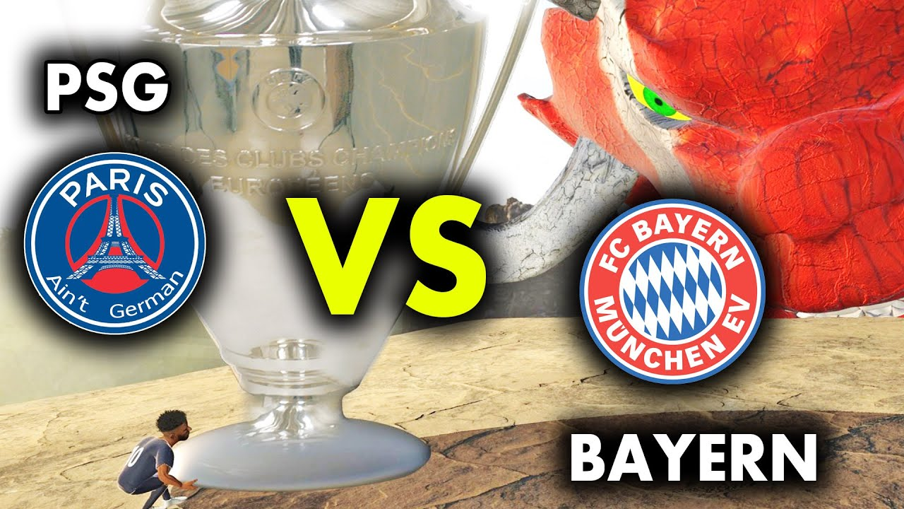 PSG vs BAYERN | Champions League 2020 Highlights In a ...