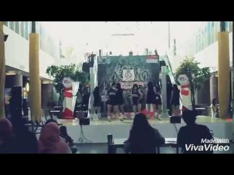 M.O.D Crew (Ministry Of Dance Crew) cover PSY-Daddy+NineMuses-HurtLocker on Rookie's Stage Party