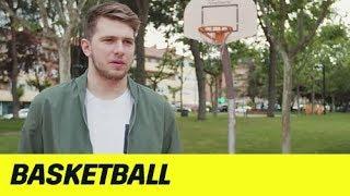 NBA all access - Luka Doncic   DAZN