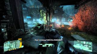Crysis 3 larger FOV fix PC (also works for Crysis 2)