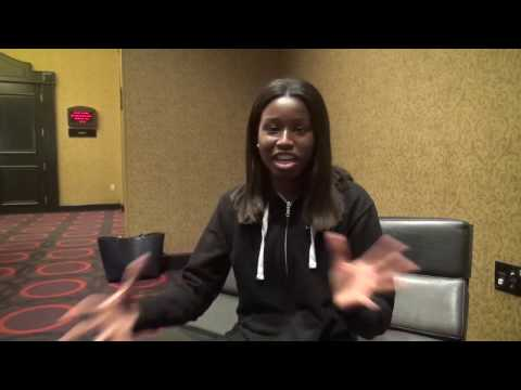 Candace Hill on what changes she made from high school training to pro training