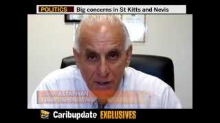 CUE - Political concerns in St Kitts and Nevis