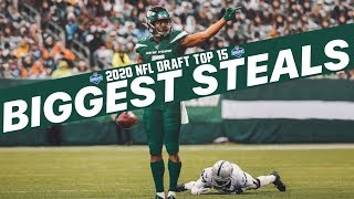 The Biggest STEALS of The 2020 NFL Draft (2020 NFL Draft STEALS)