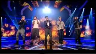 One Direction X Factor Live Show I Used to Rule the World  Viva La Vida