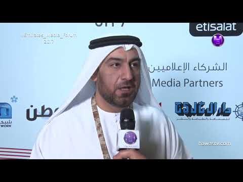 Mr. Saleh Albhhar - Abu Dhabi Media