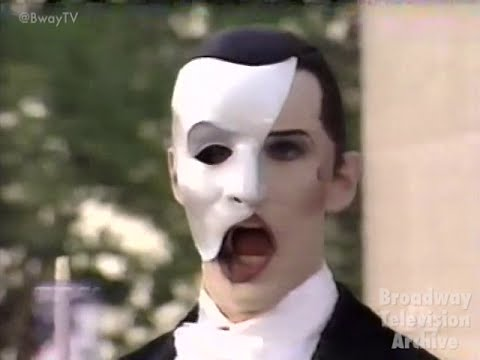 "Ted Keegan - ""Music of the Night"" - PHANTOM OF THE OPERA (NBC Today Show 07-July-1999)"