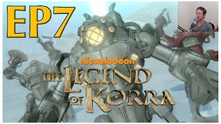 Legend of Korra (PC) EP7 - The South Pole Part 2