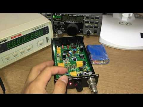 CRKITS Sandwich Digital VFO Explained