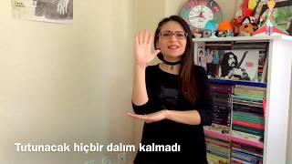 İşaret Dili ile Eser Eyüboğlu & Hayrettin - Yıkılmışım Ben