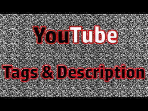 How to write description & tags of your  youtube video | Youtube tips Hindi
