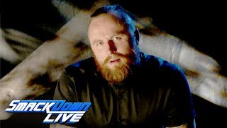 Don't try to get into Aleister Black's head: SmackDown LIVE, May 14, 2019