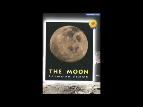 The Moon By Seymour Simon Read Aloud