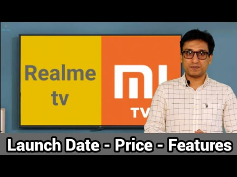 Realme TV vs MI TV 5 Pro 🇮🇳 CONFIRMED LAUNCH DATE ⚡ PRICES ⚡ FEATURES ⚡ TechTalk 59