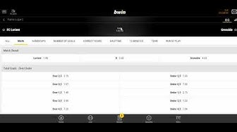 BETTING BWIN BLOGGER MATCHES CORRECT SCORES WIN