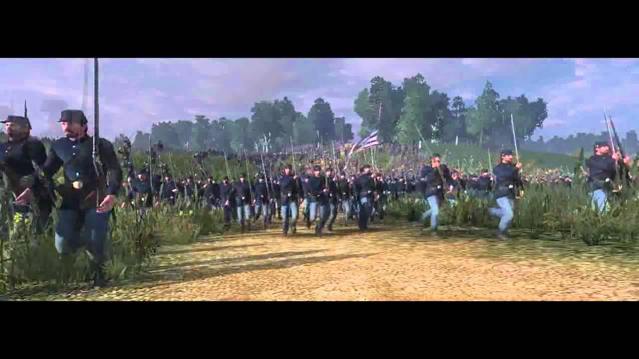 Empire Total War:Civil War Mod (The Battle of Shiloh Part 1/Old Version)