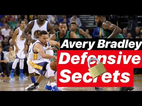 """Avery Bradley Defensive Secrets/Tips (""""The Curry Stopper""""?)"""
