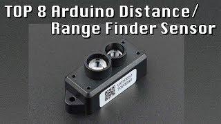 TOP 8 Arduino distance sensor