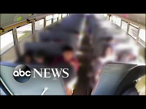 Video of drunk bus driver in Washington state released