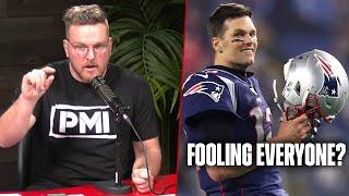 What's Tom Brady Doing?