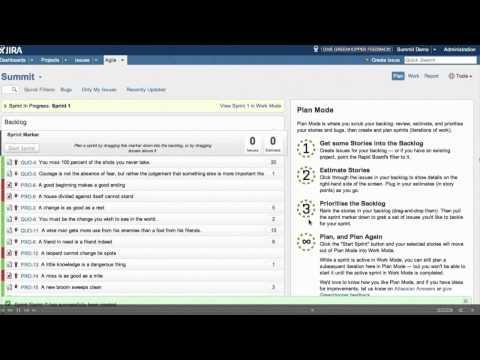 Atlassian JIRA Gantt-Chart-Plugin: Initial Setup | FunnyDog.TV