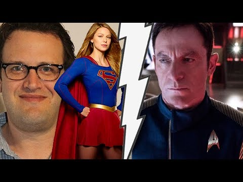 Arrowverse Producer Andrew Kreisberg Suspended! Star Trek Discovery Episode 9 Teases Mirror Universe