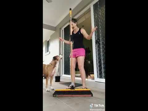 NASA BROOM CHALLENGE AMAZING STANDING BROOM TRICK Tiktok COMPILTION from YouTube · Duration:  3 minutes 29 seconds