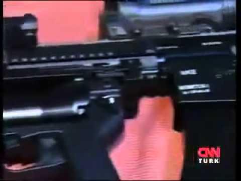 Yerli Piyade Tüfeği Mehmetçik-1