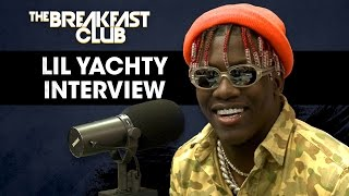 Lil Yachty Discusses Today