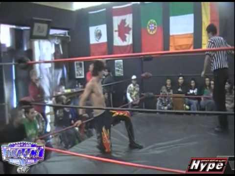 RWA Hype 3/27/11 - Ahmed Jordan -vs- Jack Connor