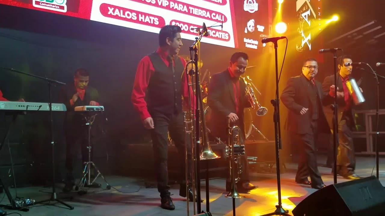 GRUPO Naukalli en el XALOS NIGHTCLUB DE ANAHEIM 2017