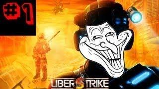 Uberstrike - como jogar #1