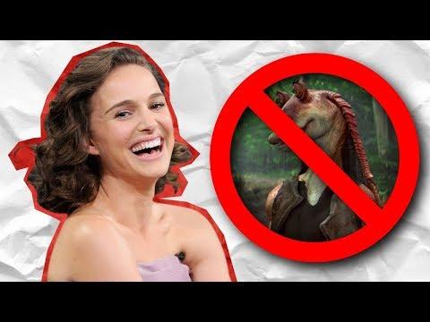 Why Natalie Portman Won't Let Her Kids Watch the Star Wars Prequels