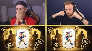 CO ZA MECZ! - FIFA 19 WALKA NA SKŁADY [#1] - JCOB
