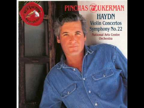Zukerman plays Haydn Concerto 4  (1/3)