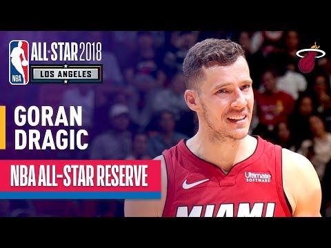 Goran Dragic NBA All-Star Reserve | Best of 2017-2018