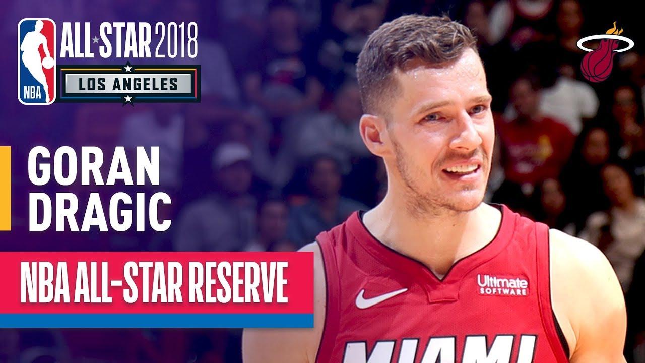 f4e4ad06b73 Goran Dragic NBA All-Star Reserve