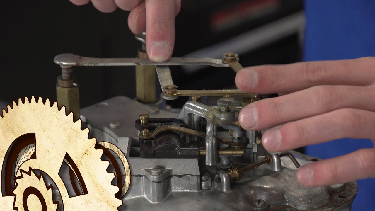 Inside A Gas Meter : Gas meter equipment autopsy youtube
