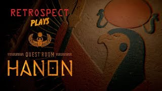 Quest Room: Hanon -  Ancient Egyptian Escape Room Puzzle Game