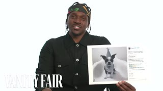 Pusha-T Explains His Instagram Photos | Vanity Fair