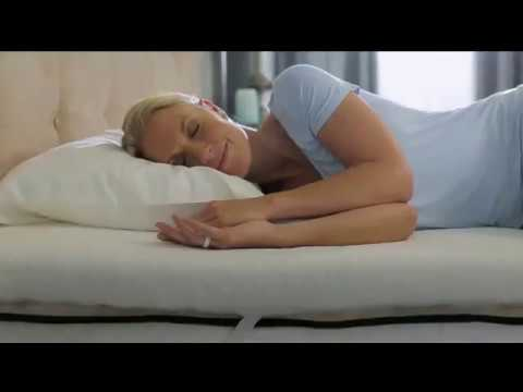 my pillow mattress topper commercial as seen on tv youtube. Black Bedroom Furniture Sets. Home Design Ideas