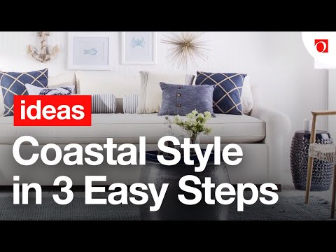 3 Steps to Creating a Coastal Look at Home - Overstock.com