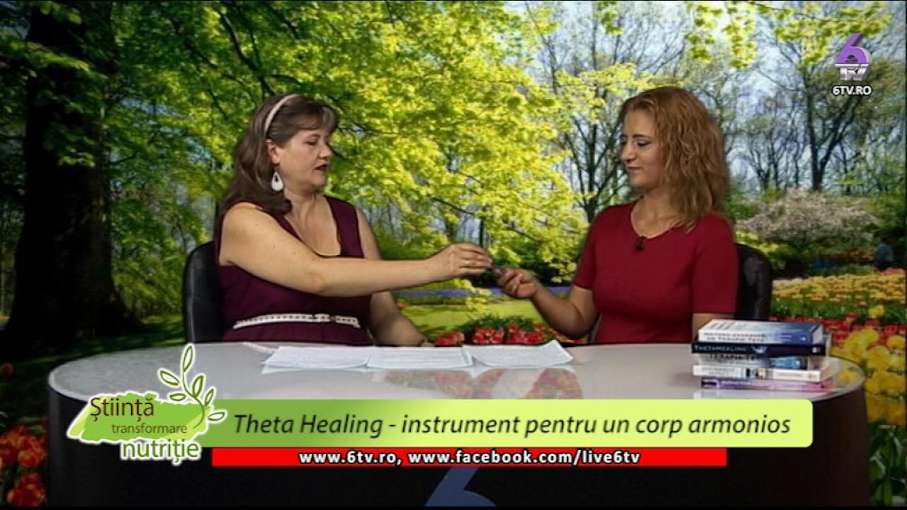 STIINTA, TRANSFORMARE, NUTRITIE 2017 08 07 -Simona Ionita Theta healing-Adriana Paunescu