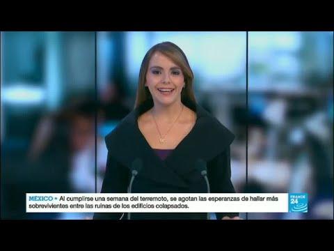 France 24 en espagnol, c''est parti !